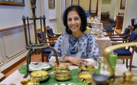 Writer and foodie Kaveri Ponnapa's face lights up whenever she speaks about the traditional  food of her forefathers, the warrior race—the Kodavas.