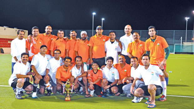 A file photo of Team Coorg Oman. Photo – Supplied