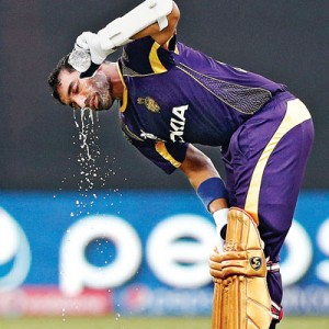 Robin Uthappa seems to be enjoying a new lease of life having gone back to opening the innings in IPL BCCI
