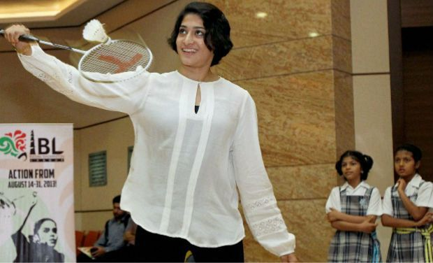 Ashwini Ponnappa: Remember them who laid down their lives so that we can take breath in air of independence, a big salute to them....Happy Independence Day.