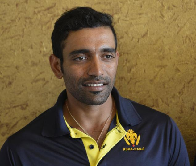 """At the end of the day, it's your own game and you know what works for you,"" Robin Uthappa said. File photo: K. Bhagya Prakash / The Hindu"