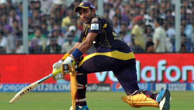 Uthappa also became the highest run-getter in CLT20 2014 © IANS