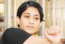 Ponnappa says finding the right mixed doubles partner is a tough task. (TOI Photo)