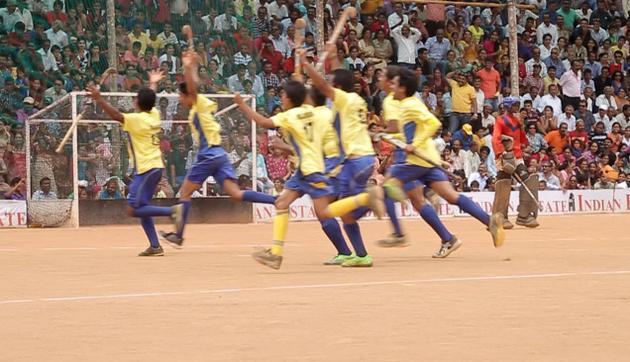 Over 50 Kodavas have represented India in international hockey. Photo: Abhilash Mandappa