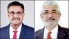 N. Dharmaraj, President and D.Vinod Sivappa, Vice - President