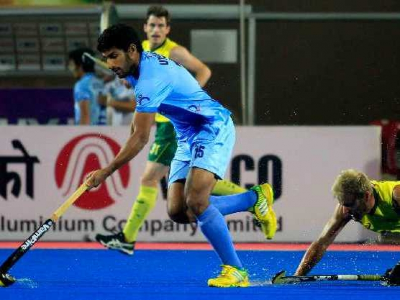 SK Uthappa says New Zealand tour will help India polish our skills for the 2016 Rio Olympics. (Image: Hockey India)