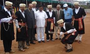 Hockey is part of Coorg's heritage
