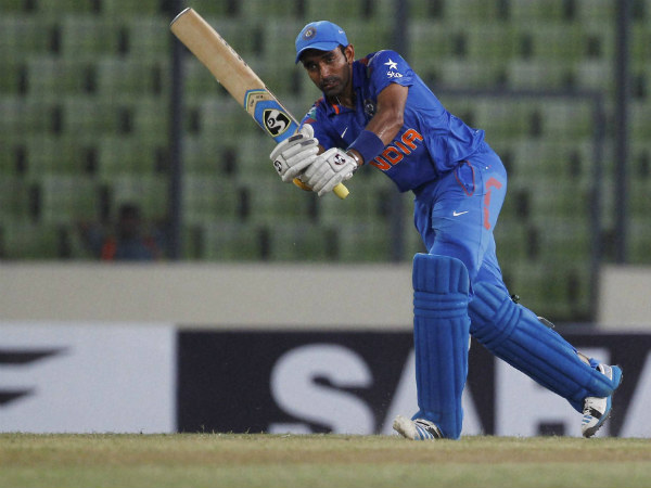 A file picture of Robin Uthappa