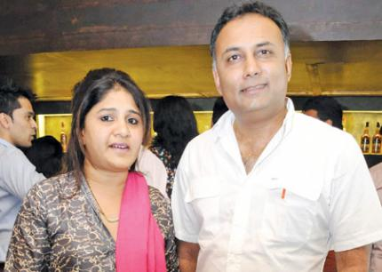 Tabu and Dinesh Gundu Rao