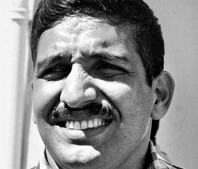 Havaldar Manesh also saw action during the Kargil conflict.