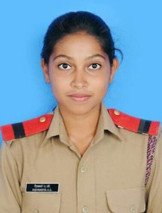 A.G. Aishwarya is a student of St. Joseph's PU College in Madikeri.