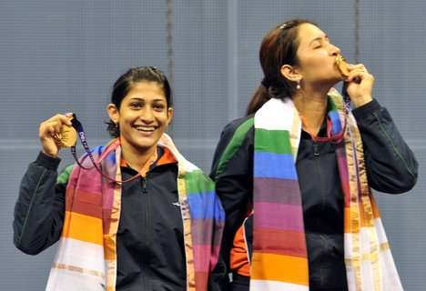 The coveted gold at the 2010 CWG made a massive impact as it was won in front of the home crowd.