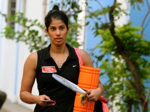 Joshna Chinappa dropped a spot to be placed at 14th.  – R. RAGU