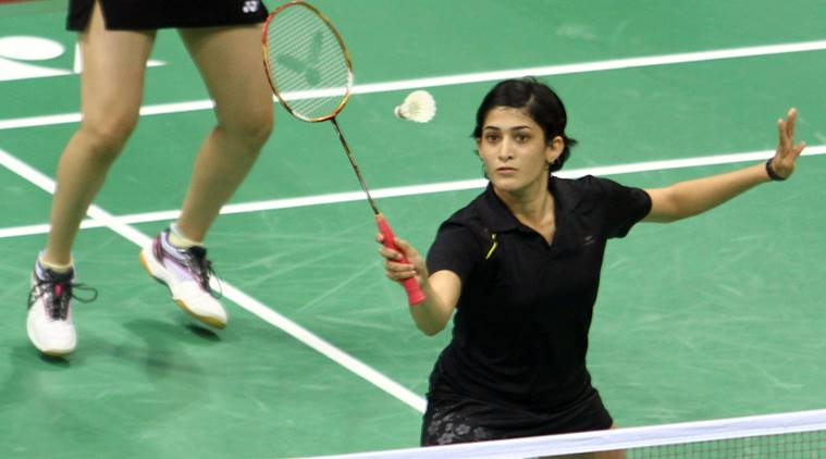 Ashwini teamed up with Sikki Reddy to win the women's doubles and with Satwiksairaj Rankireddy to clinch the mixed doubles against Indonesia. File