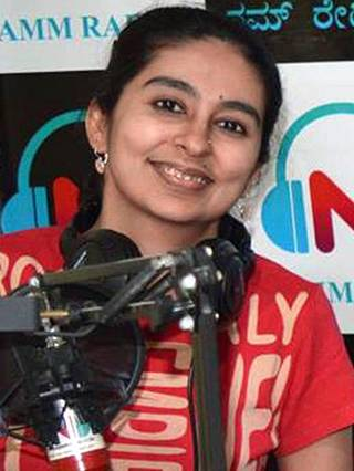 Making waves: Varsha anchors programmes in  Havyaka .