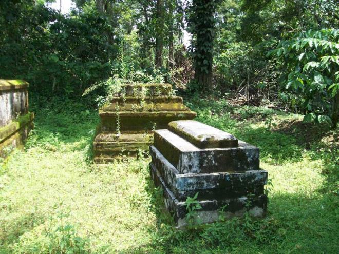 Pattedar's graves