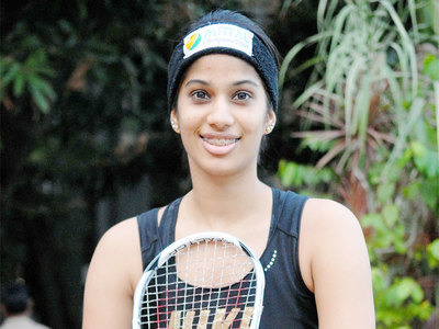 Chinappa made the main draw of the China Open earlier this week. (TOI Photo)