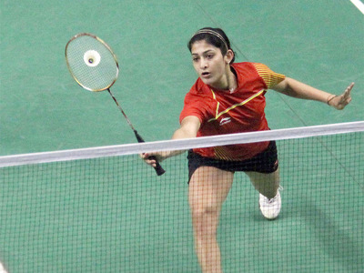 Ashwini Ponappa. (TOI Photo)